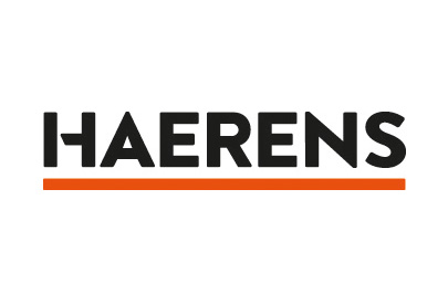 The new Haerens logo